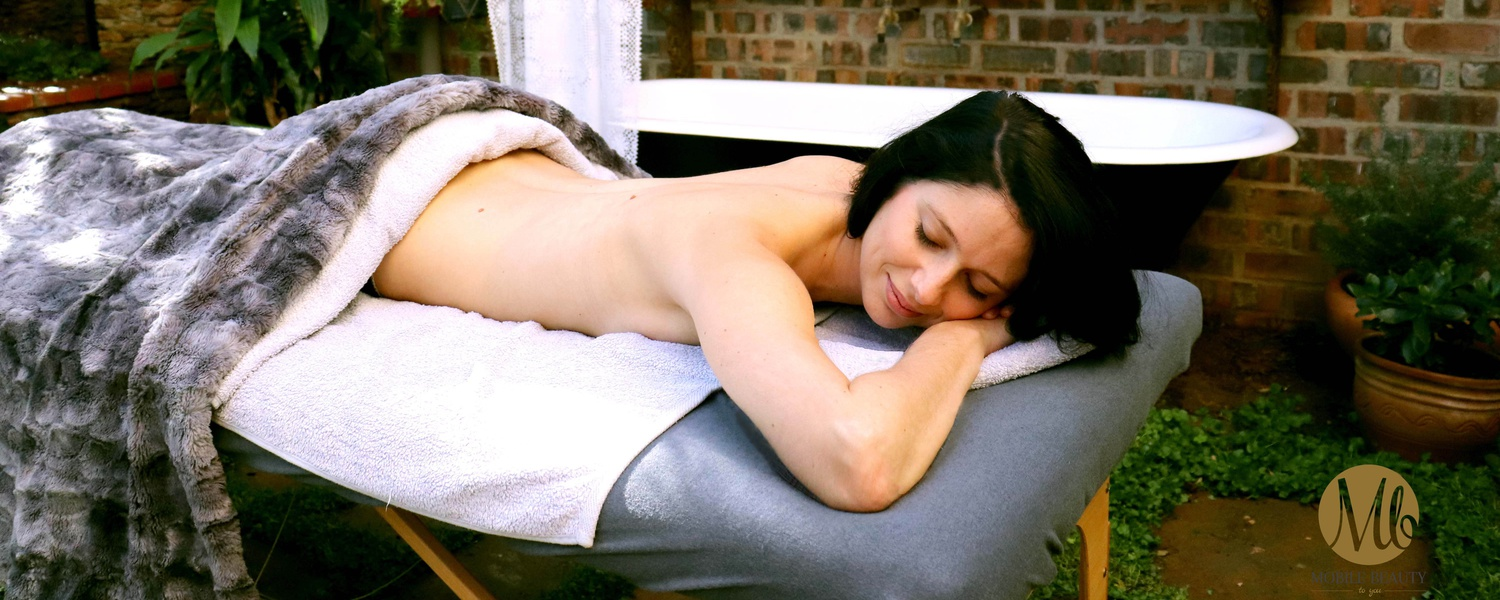 Spa at De Zeven Guest Lodge as part of a Women's month special offer