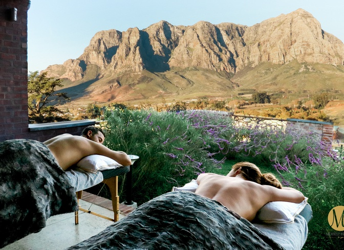 Beauty & Wellness Treatments With A View