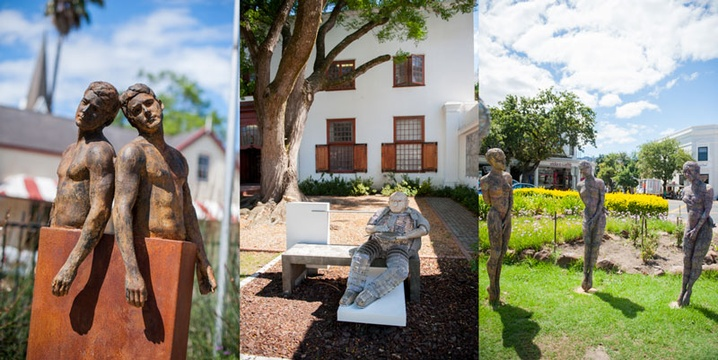 Stellenbosch art route